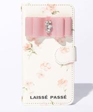 【Laisse Passe Room限定】フラワーiphone6/6sケース