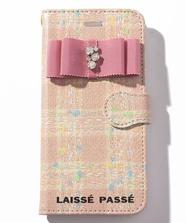 【Laisse Passe Room限定】チェックiphone6/6Sケース