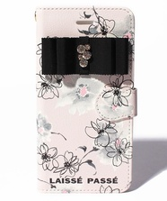 【Laisse Passe Room限定】フロッキーフラワーiphone7ケース