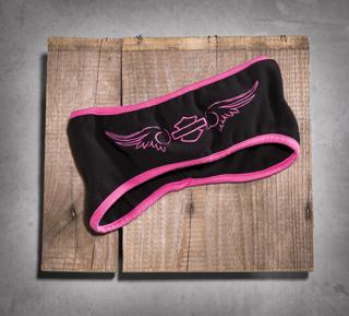 Pink Label フリース・イヤーウォーマー