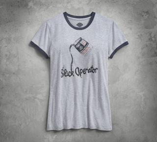 Slick Operator・リンガーTシャツ