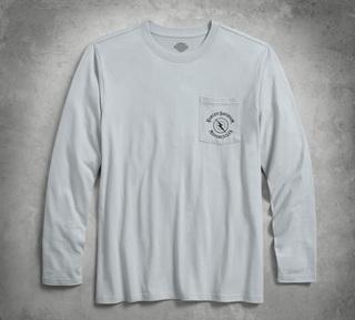 ライトニング・ボルト・ポケットTシャツ