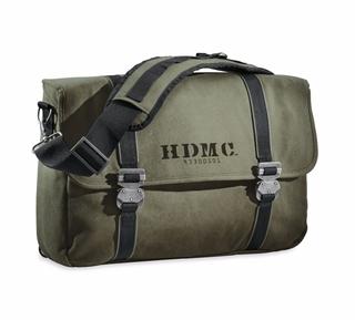 HDMC メッセンジャーバッグ,アーミーグリーン