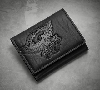 イーグル三つ折り財布
