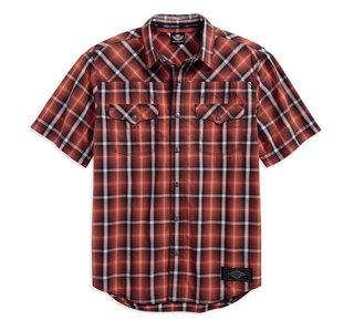 グラフィックシャツ・プレイド