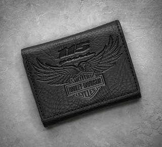115thアニバーサリー・三つ折り財布
