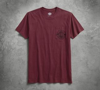 サークル03ポケットTシャツ