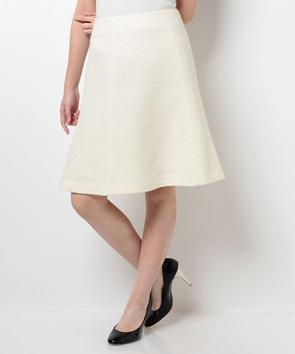 カンポーレツィード スカート