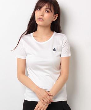 クレストTシャツ
