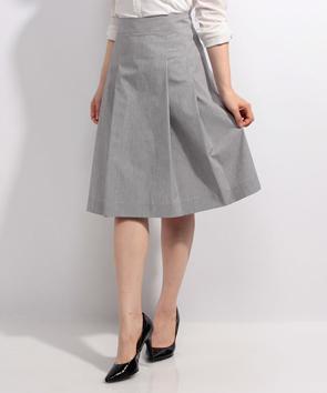 【セットアップ対応商品】クールマックスストライプスカート