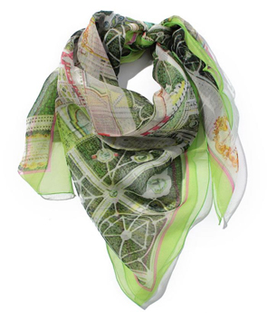 ガーデンスカーフ