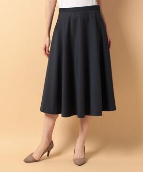 ウールサージスカート