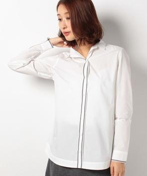 ROSSO35 ハイカウントコットンシャツ