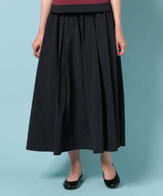 【セットアップ対応】ロングフレアースカート