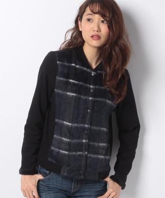 【特別提供品】ビッグチェックのジャケット