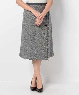 Special Price【Brahmin】フリンジデザインスカート