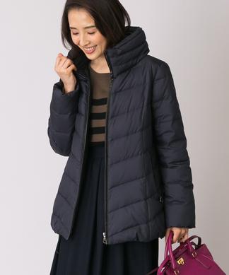 【特別提供品】ミドル丈ダウンジャケット