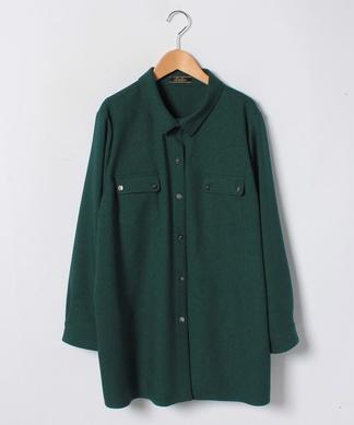 羽織りシャツ