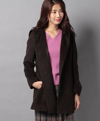 【AGNONA】ウールコート