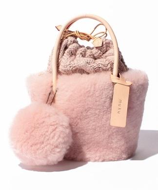 【muku】ハンドバッグ