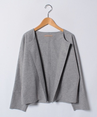 【DRESS APT】ノーカラートッパージャケット