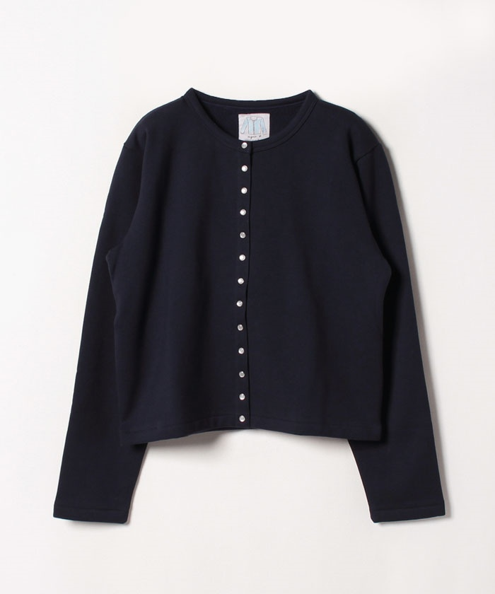 M001 CARDIGAN カーディガンプレッション [Made in France]