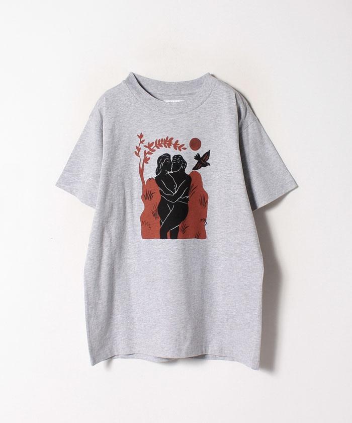 【ユニセックス】SCQ3 TS Carne Bollente Tシャツ