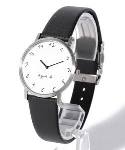 【アニエスベーブティック限定】LM02 WATCH FBST707 時計