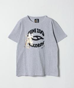 SBW8 TS Seine Zoo Records Tシャツ