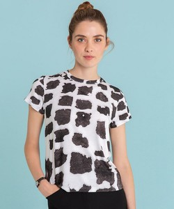 NR57 TS フォトプリントTシャツ