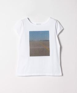 SCH0 TS フォトプリントTシャツ