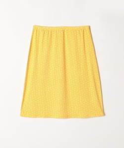 JDU2 JUPE コンフェッティプリントスカート
