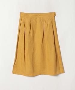 UQ29 JUPE リネンスカート
