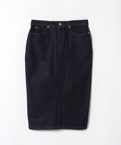 KA17 JUPE デニムタイトスカート