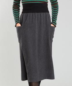 【セットアップ対応商品】UAA0 JUPE ウールスカート