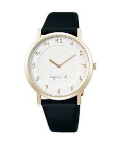 【アニエスベーブティック限定】LM02 WATCH FCSK725 時計