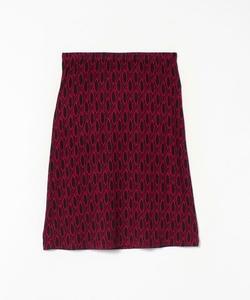 JDQ4 JUPE 小紋柄スカート
