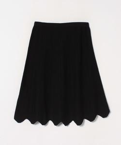 LV41 JUPE ウールニットスカート