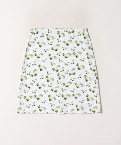 JEN4 JUPE フォトプリントスカート