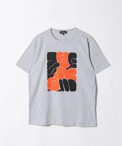 【ユニセックス】【WEB限定】SCR5 TS アーティストTシャツ