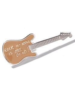 GL71 BROCHE ギターバッジ