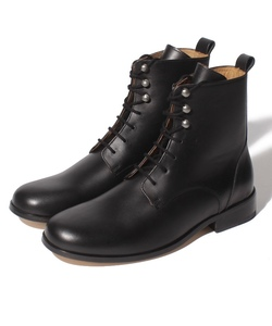 CU01 CHAUSSURES レースアップブーツ