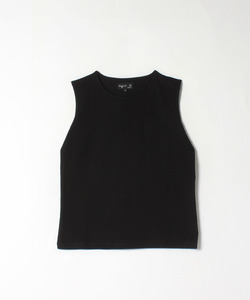 J000 TS コットンノースリーブTシャツ