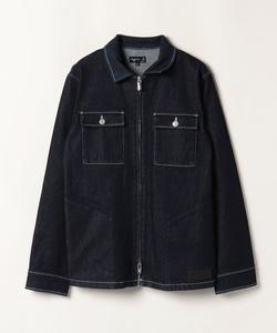 KA17 CHEMISE デニムシャツジャケット