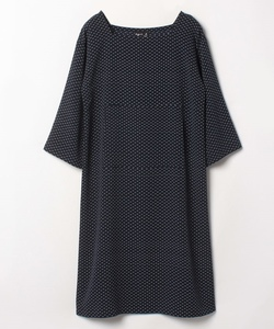 ICF2 ROBE 三日月柄ワンピース