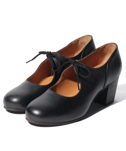 CU01 CHAUSSURES レザーパンプス