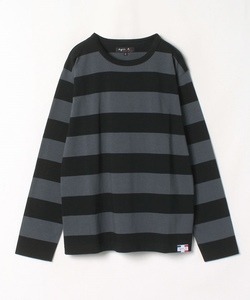 J019 TS ボーダーTシャツ [Made in France]