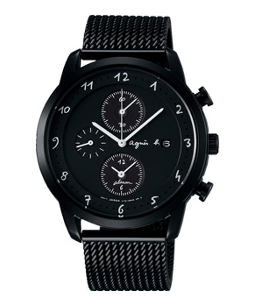 83c9a94fa3 LM01 WATCH FBRD943 時計 |agnès b. HOMME (メンズ)|アニエスベー公式 ...