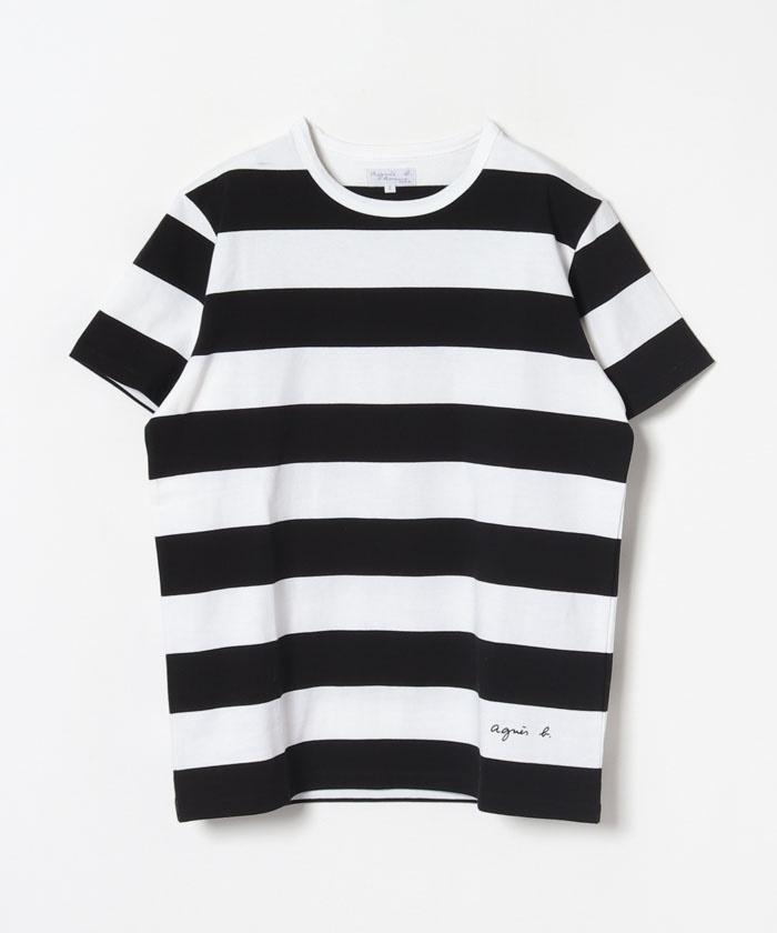 【WEB限定】SCE2 TS ボーダーTシャツ