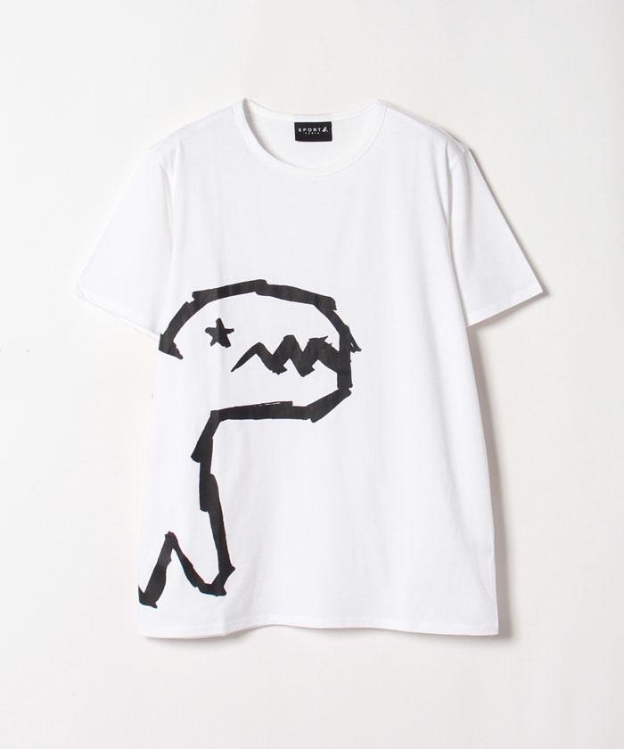 Q858 TS SPORT b. Tシャツ